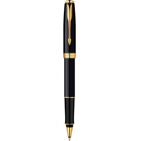 Ручка роллер Parker Sonnet Laque Black RB 85 822