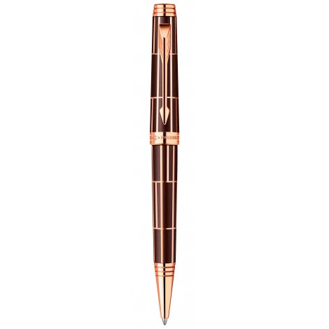 Шариковая ручка Parker PREMIER  Luxury Brown PGT  BP 89 932K
