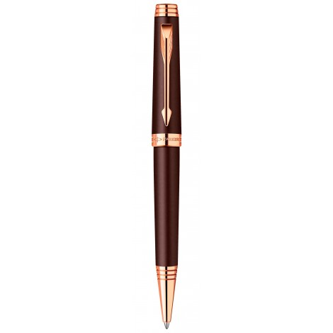 Шариковая ручка Parker PREMIER Soft Brown PGT  BP 89 732K