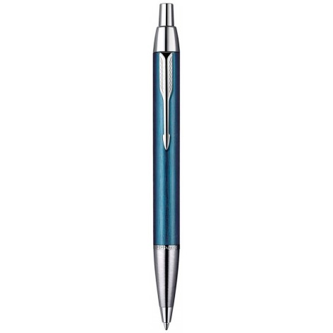 Шариковая ручка Parker IM Premium Metallic Blue BP 20 432Г