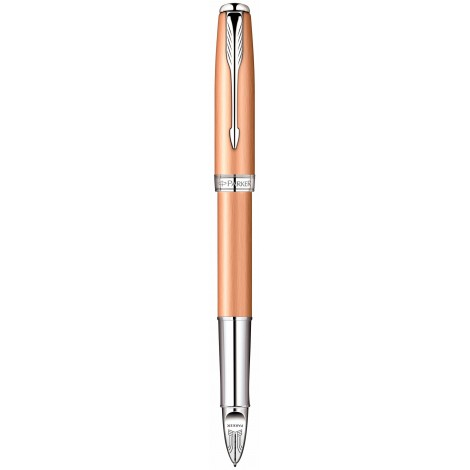 Ручка роллер Parker Sonnet Pink Gold CT 5TH 85 552R