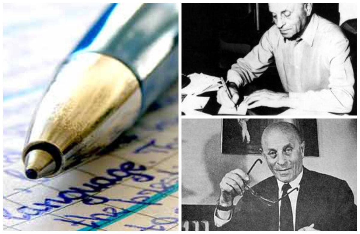 история рождения ручки