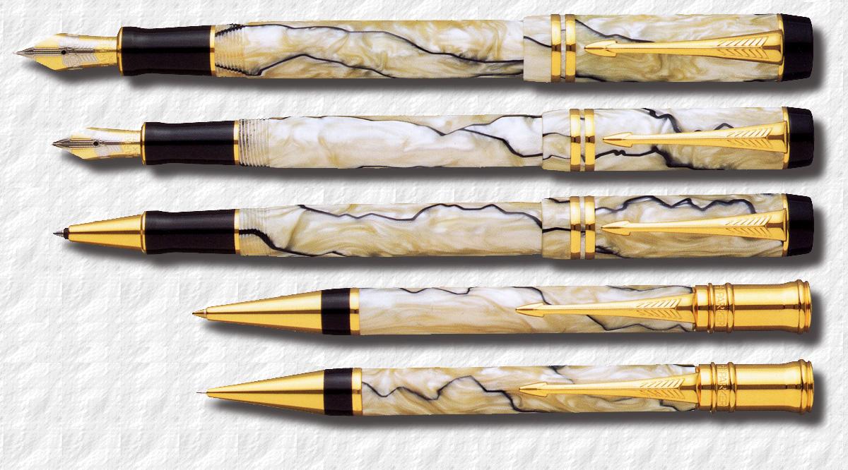 ручки Parker (Паркер) Duofold